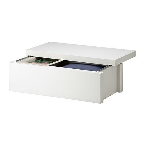 Meuble de salle de bain install cubes et pain d 39 pice cote d 39 or - Table de chevet suspendu avec tiroir ...