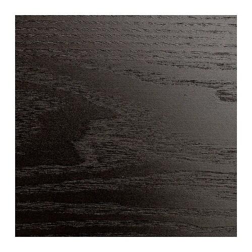 malm rangement pr lit haut brun noir ikea. Black Bedroom Furniture Sets. Home Design Ideas