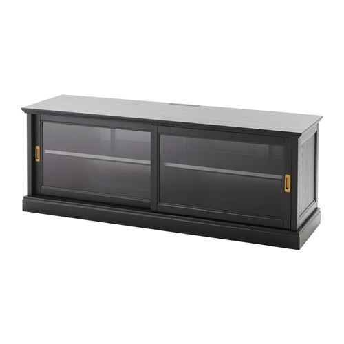Malsj banc tv portes coulissantes ikea for Meuble 4 portes ikea