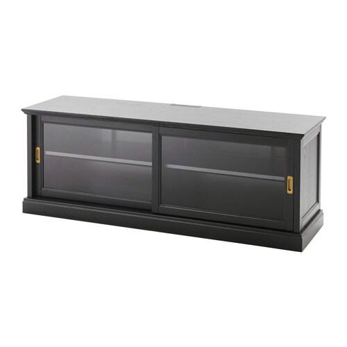 MALSJÖ Banc TV Portes Coulissantes IKEA - Meuble tv porte coulissante