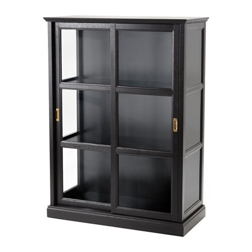 malsj vitrine ikea. Black Bedroom Furniture Sets. Home Design Ideas