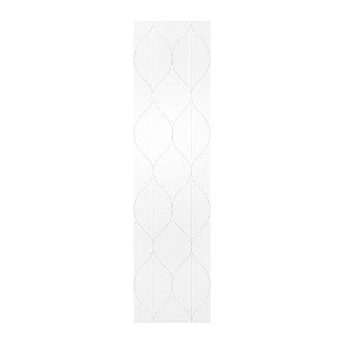 marnardal porte 50x229 cm charni re fermeture silencieuse ikea. Black Bedroom Furniture Sets. Home Design Ideas