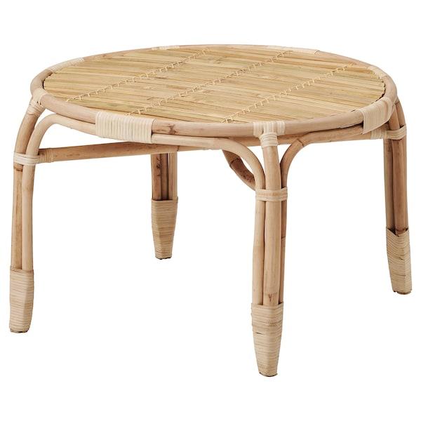MASTHOLMEN Table basse, extérieur, 68 cm