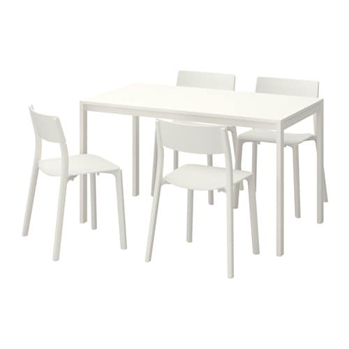 melltorp janinge table et 4 chaises ikea. Black Bedroom Furniture Sets. Home Design Ideas