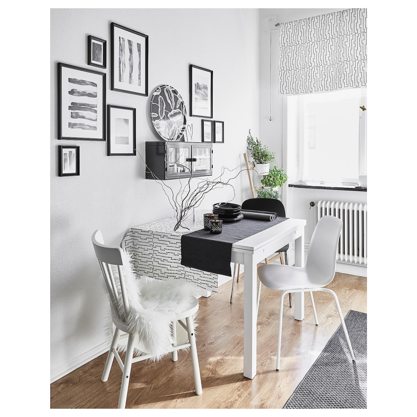 Disponible En 2 Tailles Melamine Ikea Melltorp Tableau Blanc