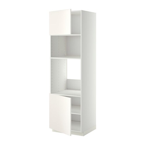 metod arm four micro 2 ptes tabl blanc veddinge blanc 60x60x200 cm ikea. Black Bedroom Furniture Sets. Home Design Ideas