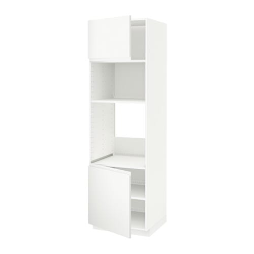 metod arm four micro 2 ptes tabl blanc voxtorp blanc mat 60x60x200 cm ikea. Black Bedroom Furniture Sets. Home Design Ideas