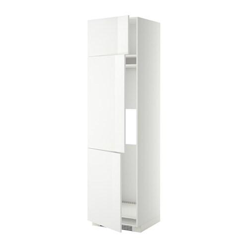 metod arm r fr cong 3 ptes blanc ringhult brillant blanc 60x60x220 cm ikea. Black Bedroom Furniture Sets. Home Design Ideas
