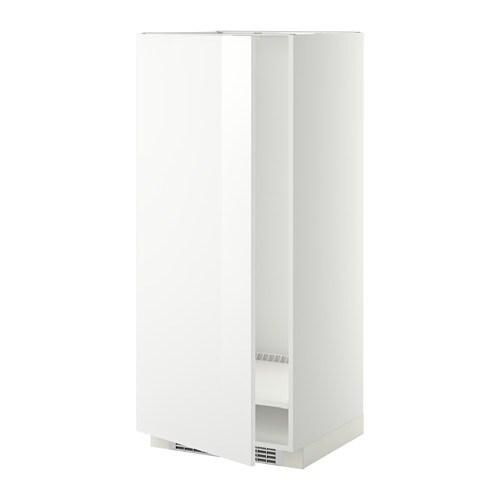 metod armoire pour r frig cong lateur blanc ringhult brillant blanc ikea. Black Bedroom Furniture Sets. Home Design Ideas