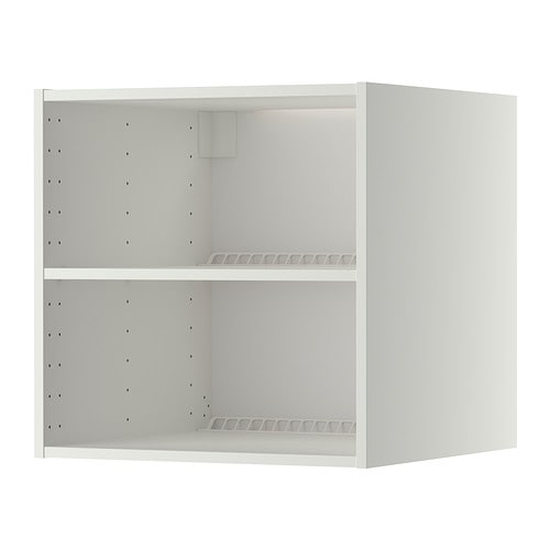 metod caisson surmeuble r frig cong blanc 60x60x60 cm ikea. Black Bedroom Furniture Sets. Home Design Ideas