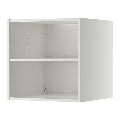 Metod caisson surmeuble r frig cong blanc 60x60x60 cm - Billy ikea misure ...