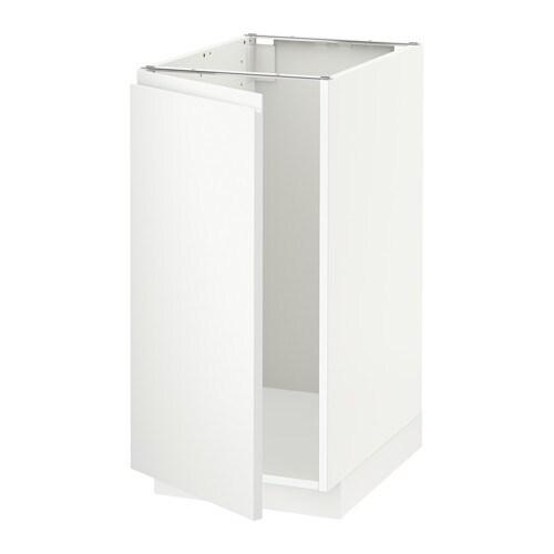 metod l bs vier tri blanc voxtorp blanc ikea. Black Bedroom Furniture Sets. Home Design Ideas
