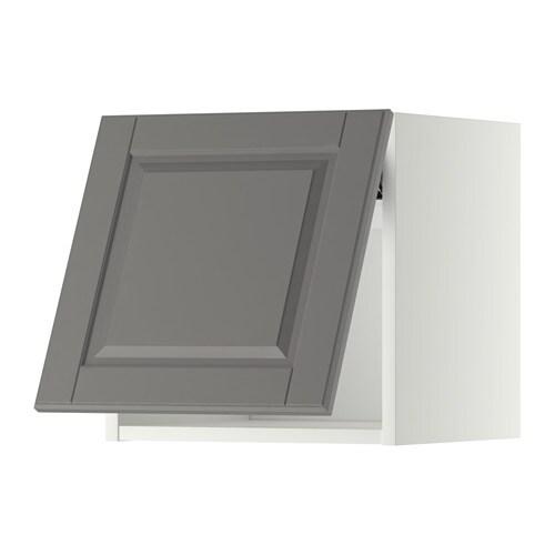 metod l mur horiz blanc bodbyn gris 40x40 cm ikea. Black Bedroom Furniture Sets. Home Design Ideas