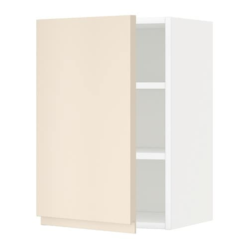 metod l mur tabls blanc voxtorp beige clair 40x60 cm ikea. Black Bedroom Furniture Sets. Home Design Ideas