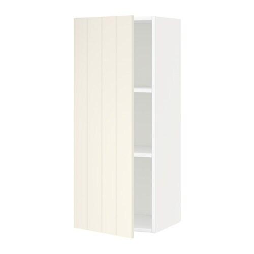 Metod l mur tabls blanc hittarp blanc cass 40x100 cm - Mur blanc casse ...