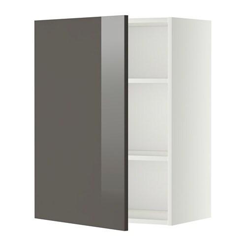 metod l mur tabls blanc ringhult brillant gris 60x80 cm ikea. Black Bedroom Furniture Sets. Home Design Ideas