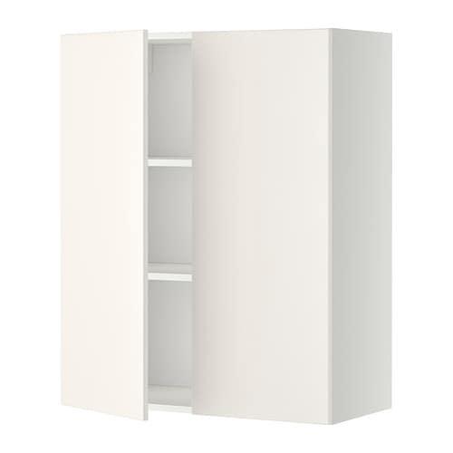 metod l mur tbls 2p blanc veddinge blanc 80x100 cm ikea. Black Bedroom Furniture Sets. Home Design Ideas