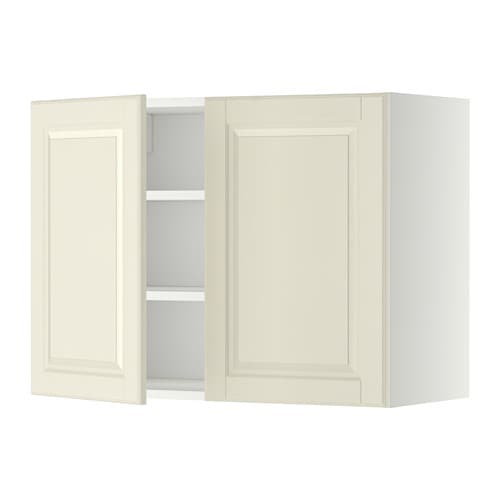 metod l mur tbls 2p blanc bodbyn blanc cass 80x60 cm. Black Bedroom Furniture Sets. Home Design Ideas