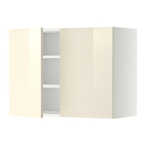 metod l mur tbls 2p blanc 80x60 cm ringhult brillant cr me ikea. Black Bedroom Furniture Sets. Home Design Ideas