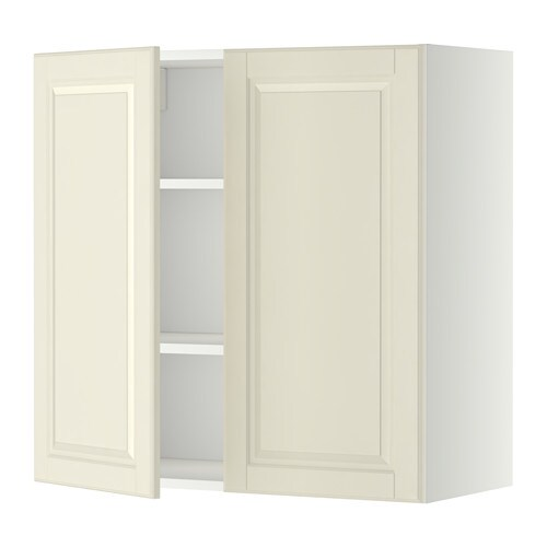 metod l mur tbls 2p blanc bodbyn blanc cass 80x80 cm ikea. Black Bedroom Furniture Sets. Home Design Ideas