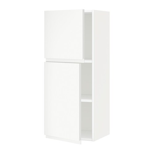 metod l mur tbls 2p blanc voxtorp blanc 40x100 cm ikea. Black Bedroom Furniture Sets. Home Design Ideas