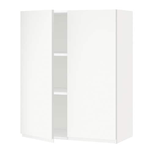 metod l mur tbls 2p blanc voxtorp blanc 80x100 cm ikea. Black Bedroom Furniture Sets. Home Design Ideas