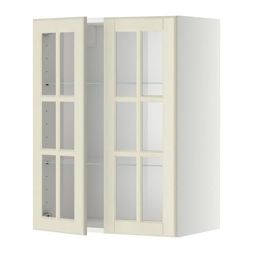 metod l mur tblts 2pts vit blanc bodbyn blanc cass 60x80 cm ikea. Black Bedroom Furniture Sets. Home Design Ideas