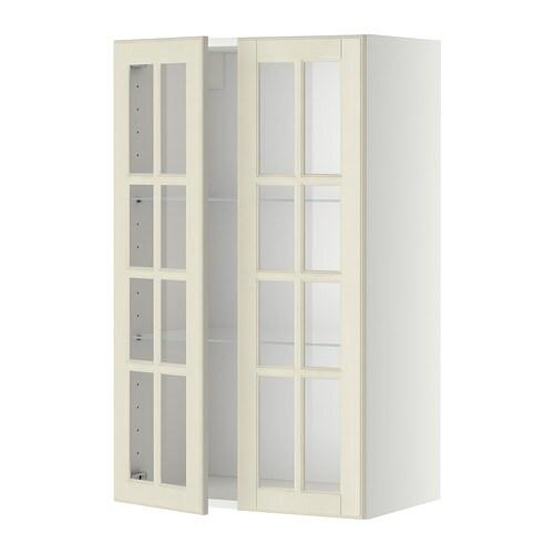 metod l mur tblts 2pts vit blanc bodbyn blanc cass 60x100 cm ikea. Black Bedroom Furniture Sets. Home Design Ideas