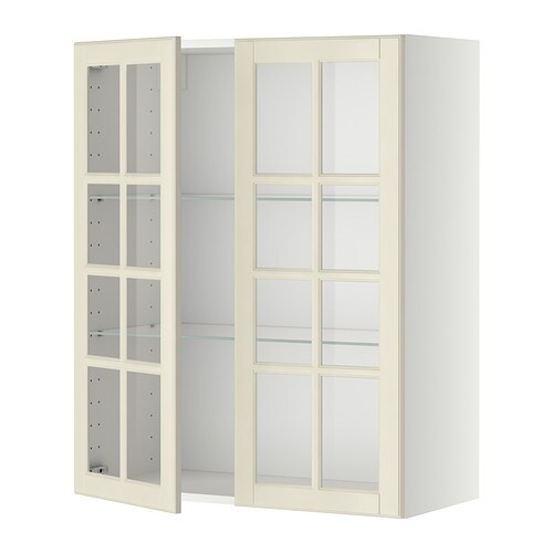 metod l mur tblts 2pts vit blanc bodbyn blanc cass 80x100 cm ikea. Black Bedroom Furniture Sets. Home Design Ideas