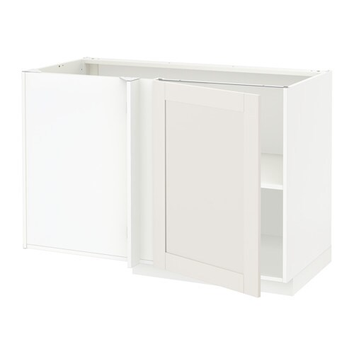 Metod L Ment Bas D 39 Angle Tablette Blanc S Vedal Blanc