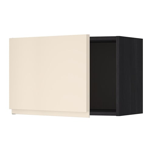 metod l ment mural effet bois noir voxtorp beige clair 60x40 cm ikea. Black Bedroom Furniture Sets. Home Design Ideas