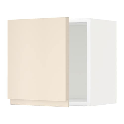 metod l ment mural blanc voxtorp beige clair 40x40 cm ikea. Black Bedroom Furniture Sets. Home Design Ideas