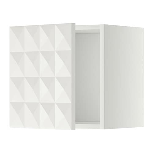 metod l ment mural blanc herrestad blanc 40x40 cm ikea. Black Bedroom Furniture Sets. Home Design Ideas