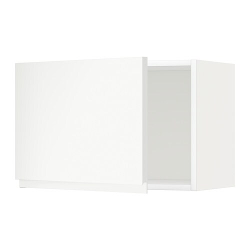 metod l ment mural blanc voxtorp blanc 60x40 cm ikea. Black Bedroom Furniture Sets. Home Design Ideas
