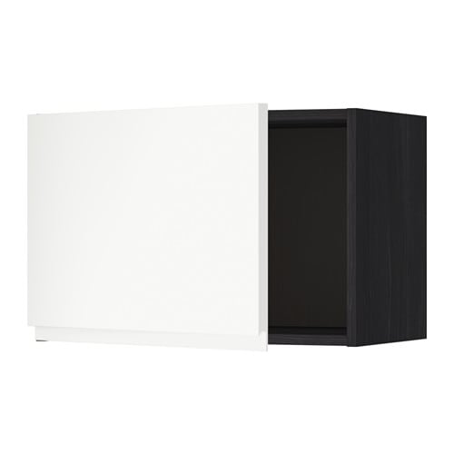 metod l ment mural effet bois noir voxtorp blanc 60x40 cm ikea. Black Bedroom Furniture Sets. Home Design Ideas