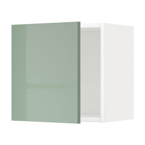metod l ment mural blanc kallarp brillant vert clair 40x40 cm ikea. Black Bedroom Furniture Sets. Home Design Ideas