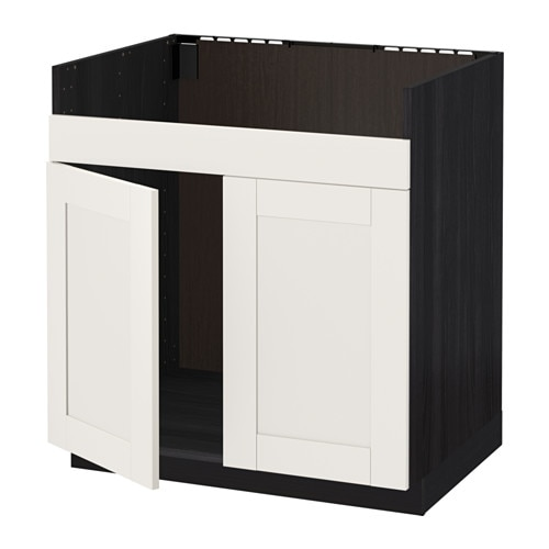 metod l ment pour vier domsj 2 bacs ikea. Black Bedroom Furniture Sets. Home Design Ideas