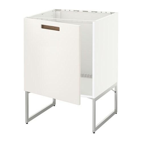 metod lt bas vier blanc m rsta blanc ikea. Black Bedroom Furniture Sets. Home Design Ideas