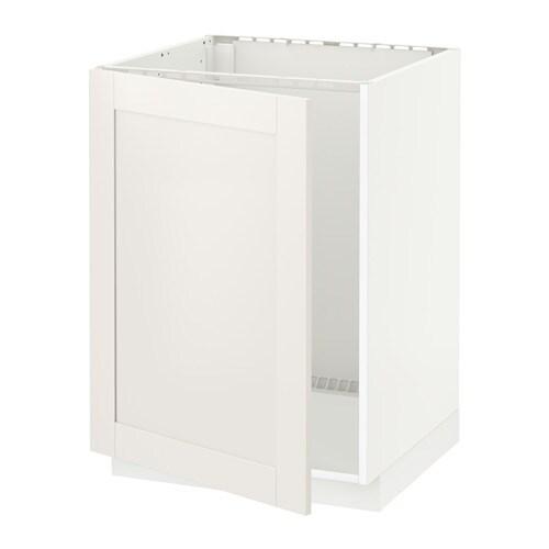 metod lt bas vier blanc s vedal blanc ikea. Black Bedroom Furniture Sets. Home Design Ideas