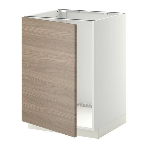 metod lt bas vier blanc brokhult motif noyer gris clair ikea. Black Bedroom Furniture Sets. Home Design Ideas