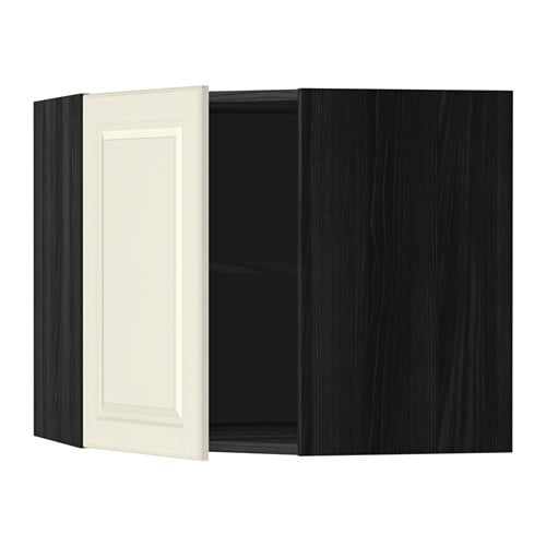metod lt mur ang tblts effet bois noir bodbyn blanc cass 68x60 cm ikea. Black Bedroom Furniture Sets. Home Design Ideas