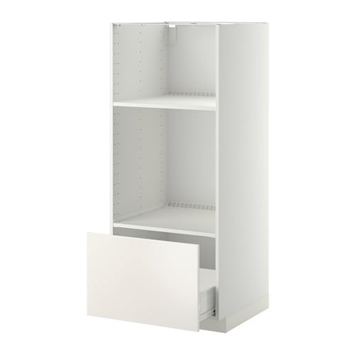 Metod f rvara arm four micro tir blanc veddinge for Waschmaschine ikea