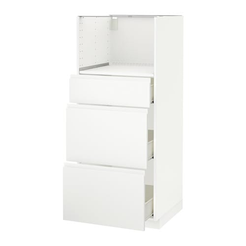 metod f rvara arm micro 3tir blanc voxtorp blanc ikea. Black Bedroom Furniture Sets. Home Design Ideas