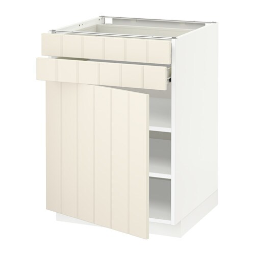 metod f rvara l bas pte 2 tir blanc hittarp blanc cass 60x60 cm ikea. Black Bedroom Furniture Sets. Home Design Ideas