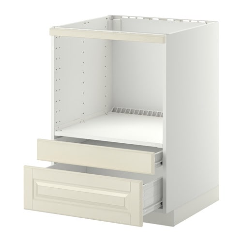 metod f rvara meuble pour micro combi tiroirs blanc bodbyn blanc cass ikea. Black Bedroom Furniture Sets. Home Design Ideas