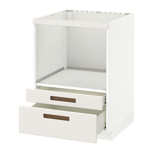 metod f rvara meuble pour micro combi tiroirs blanc m rsta blanc ikea. Black Bedroom Furniture Sets. Home Design Ideas