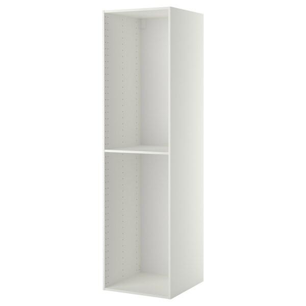 Metod Structure Element Armoire Blanc 60x60x220 Cm Ikea