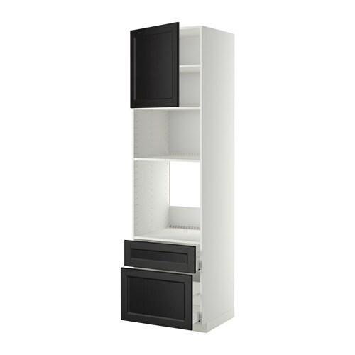 Deco Chambre Voiture : METOD  MAXIMERA Arm fourmicro+pte2tir IKEA Amortisseurs intégrés