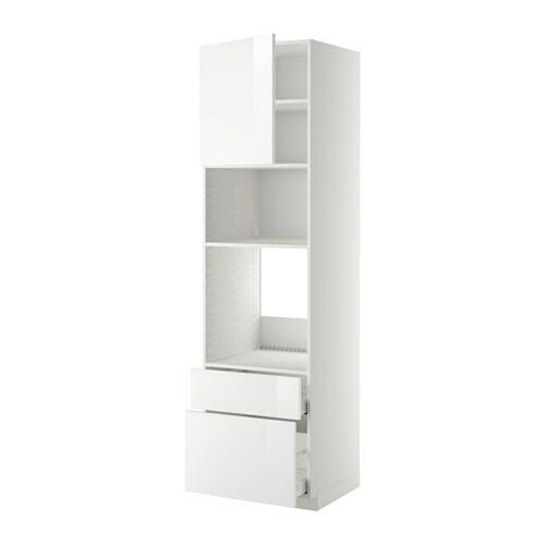 metod maximera arm four micro pte 2tir blanc ringhult brillant blanc 60x60x220 cm ikea. Black Bedroom Furniture Sets. Home Design Ideas
