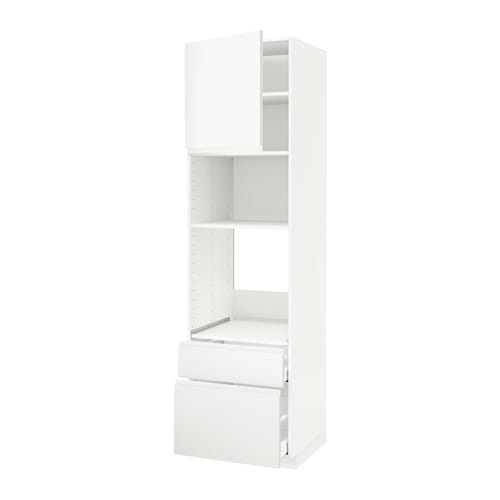 metod maximera arm four micro pte 2tir blanc voxtorp blanc mat 60x60x220 cm ikea. Black Bedroom Furniture Sets. Home Design Ideas